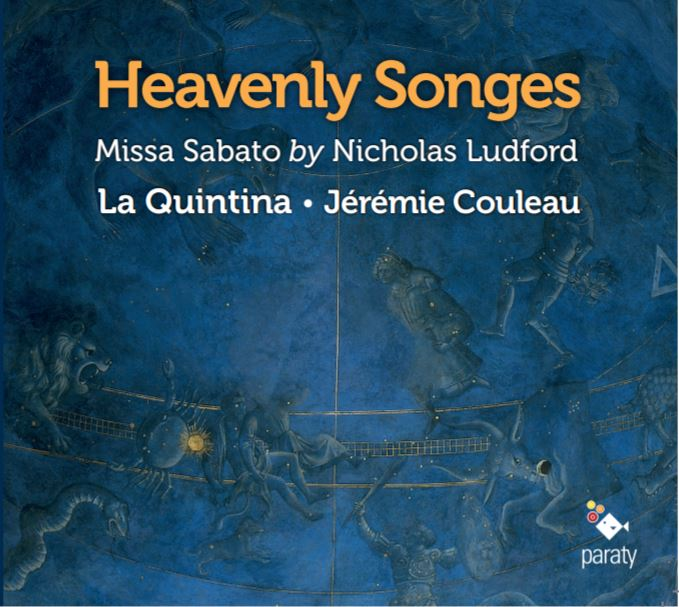 Heavenly Songes – Missa Sabato by Nicholas Ludford