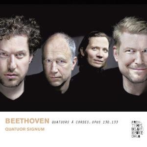 Beethoven : Quatuor à cordes op. 130 et 133