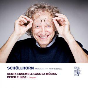 Schöllhorn : Anamorphoses pour ensemble